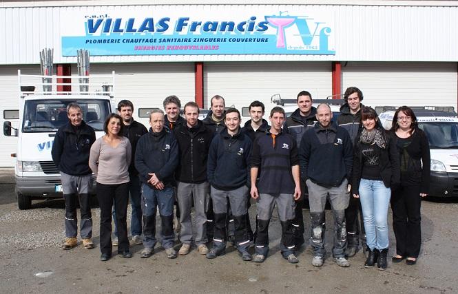Equipe SARL VILLAS